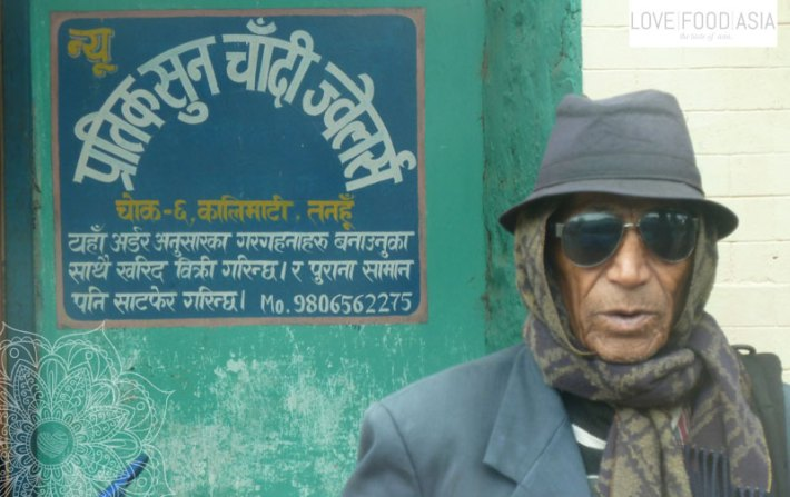 Soulman auf dem Weg nach Pokhara