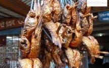 Seefisch in Pokhara