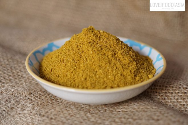 Indian Curry Powder