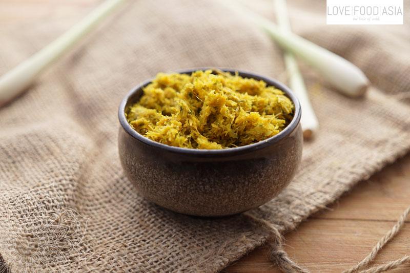 Khmer Lemongrass Paste Kreung