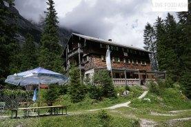 The Reintalangerhütte