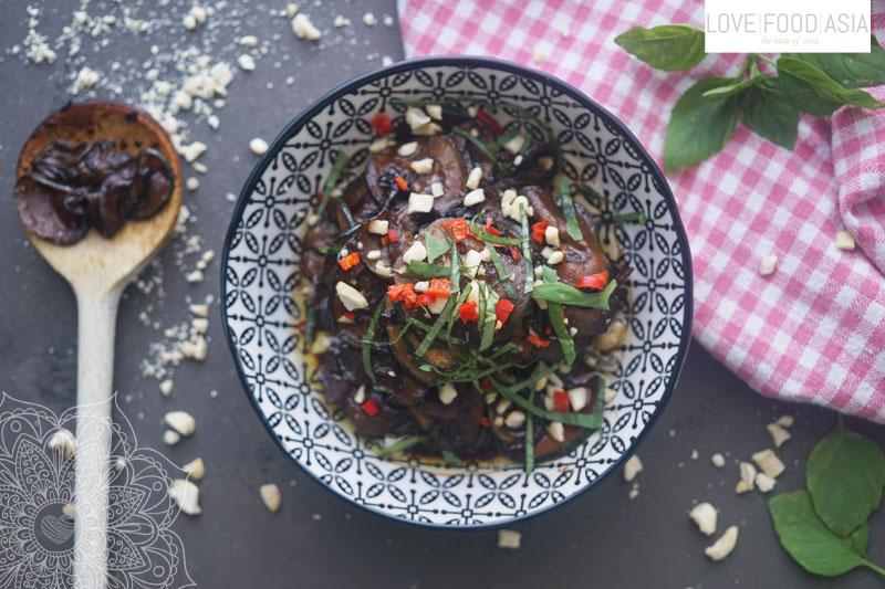 Sweet & Spicy Zucchini Antipasti