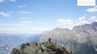Gamskogel mountain view