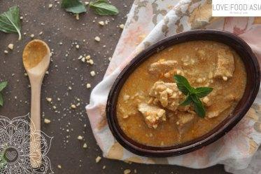 Pork Curry Myanmar