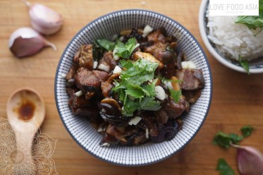 Thai Crispy Pork with Garlic