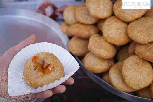 Indian Street Food: Khasta Kachori