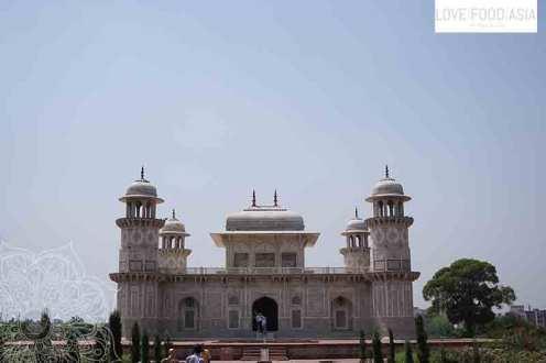 Das Itmad-ud-Daula Mausoleum