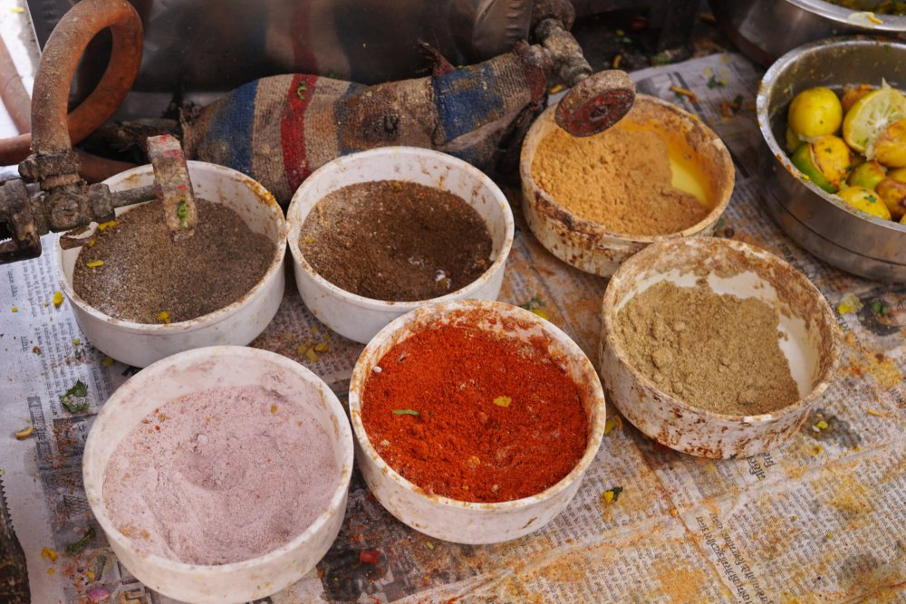 Spices in Pushkar