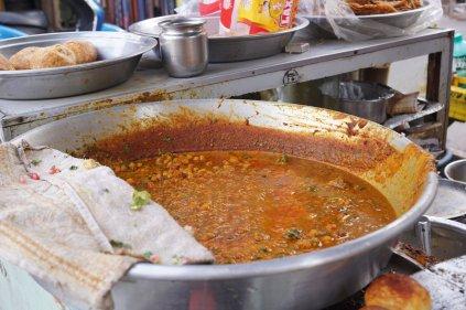Essen in Pushkar: Dal