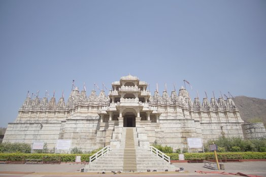 Ranakpur front view