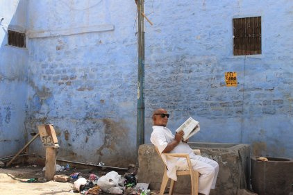 Straßenleben Jodhpur