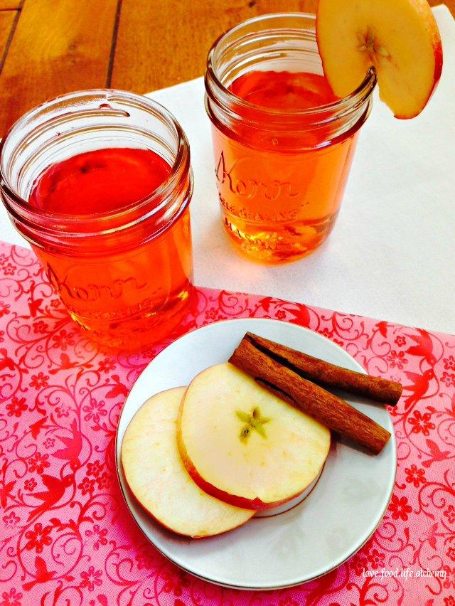 pink apple cider