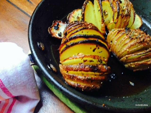 Thanksgiving potatoes