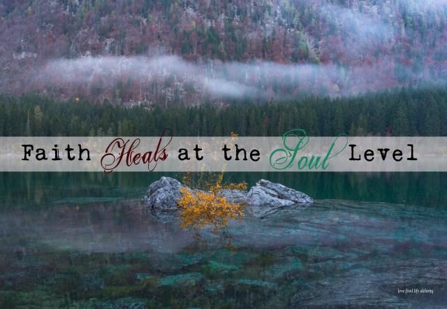 faith heals