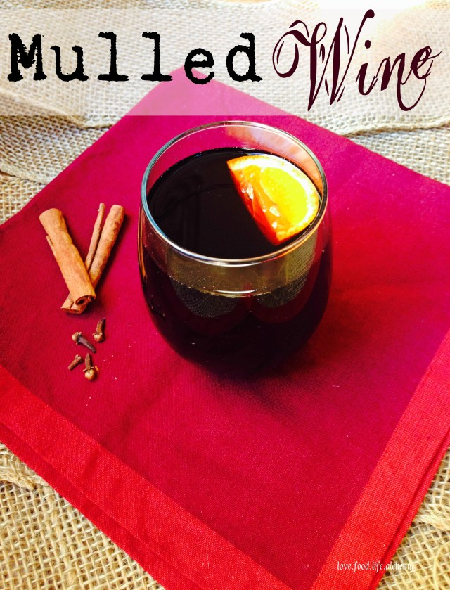 British mulled wine
