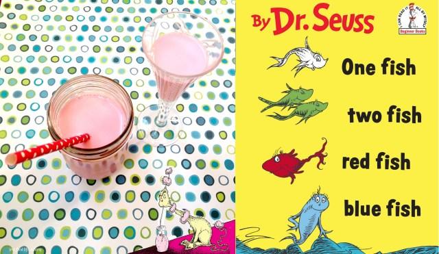 dr.seuss pink ink drink