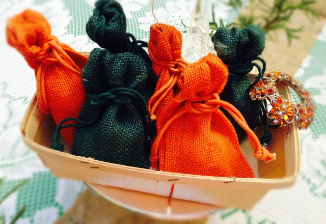 country easter brunch party favors