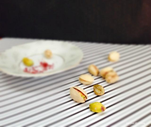 pistachios and saffrons