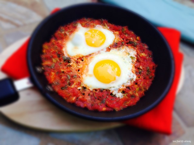 Moonstruck Eggs in Purgatory