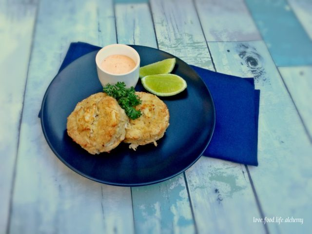 crab cakes - nora ephron