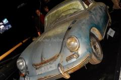 Porsche 356C in Baillon Collection