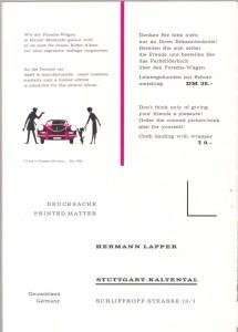 Back Cover Liebe zu Ihm Brochure