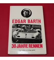 Edgar Barth Book Cover