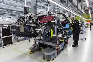 918 Spyder manufactory