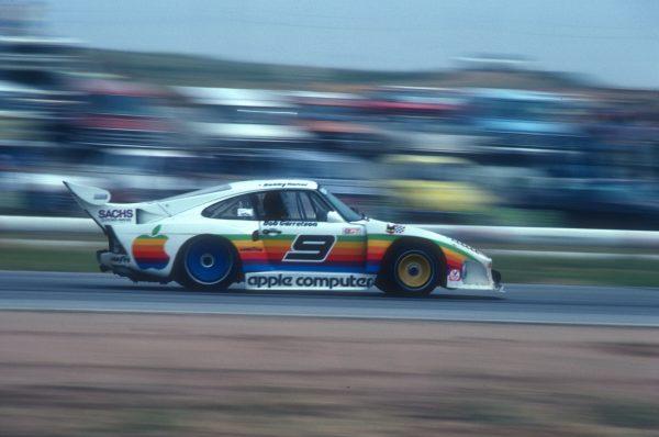 Bob Garretson - Bobby Rahal Apple Porsche 935