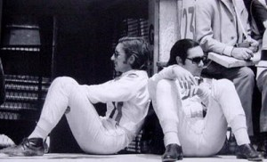 Jo Siffert and Pedro Rodriguez