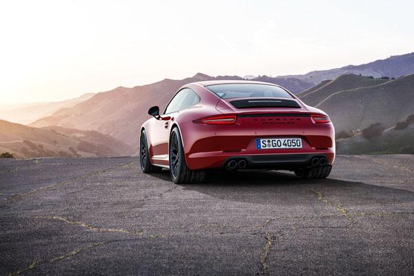 2015 Carrera GTS