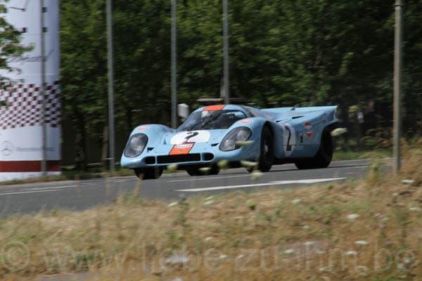 Le Mans Porsche 917 Schloss Dyck