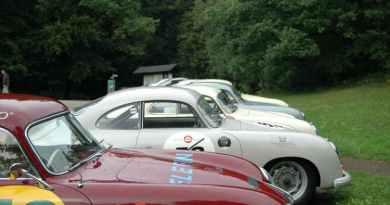 Porsche 356 pre A Meeting Luxemburg