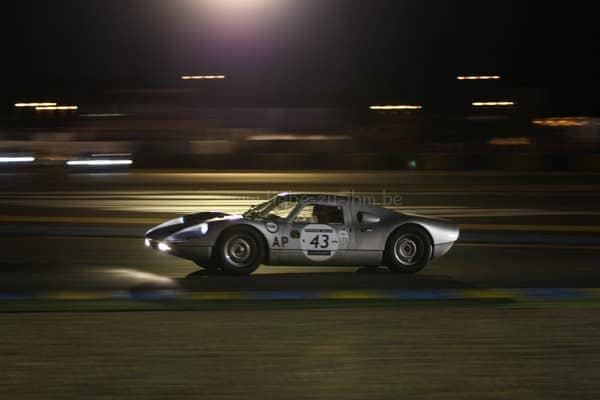 Porsche 904 at Le Mans Classic