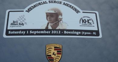 Memorial Serge Messine