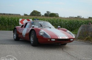 1st Memorial Serge Messine / Casteleyn / Porsche 904