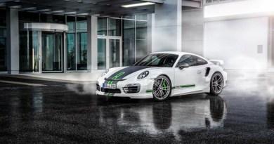 TechArt Porsche 911 Turbo Kit