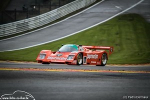 Spa 6hours / Porsche 956