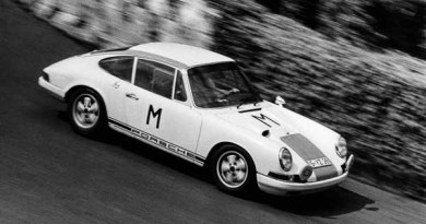 The historical roots of the Porsche 911 R history