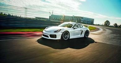 2016 Porsche Cayman GT4 Clubsport (Porsche AG)