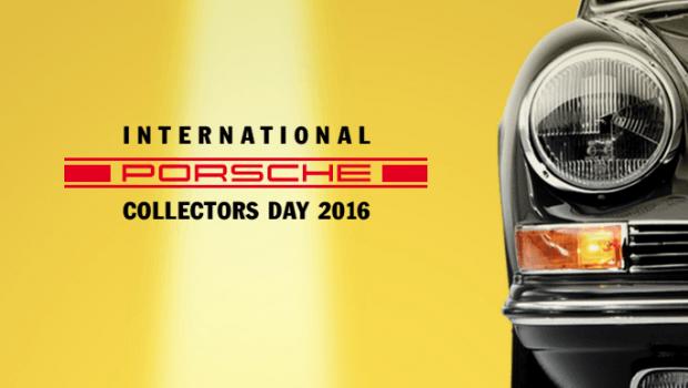 International Porsche Collectors Day