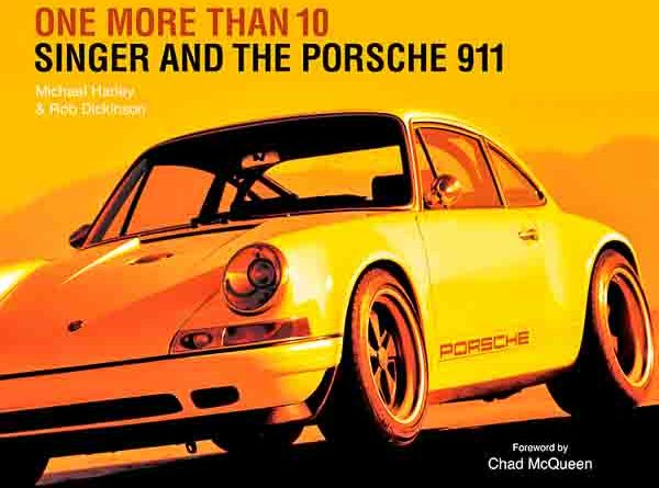 Singer and the Porsche911