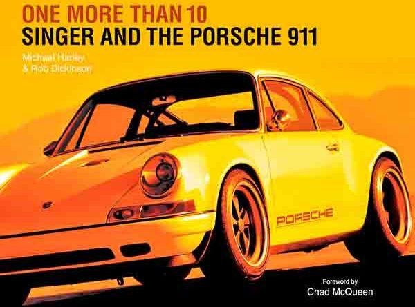 Singer and the Porsche911