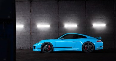 Techart personalization for new 911 Carrera and 911 Turbo