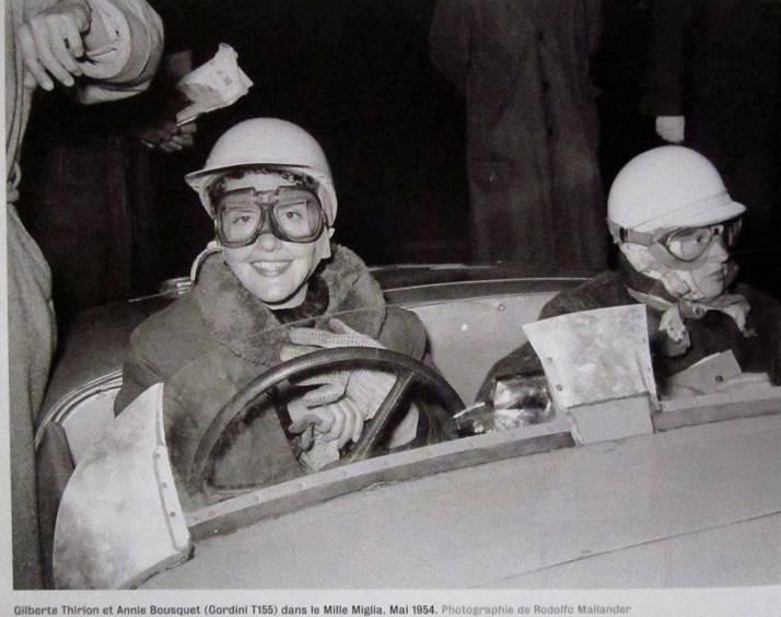 Annie Bousquet & Gilberthe Thirion
