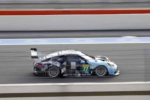 Patrick Dempsey Proton Racing