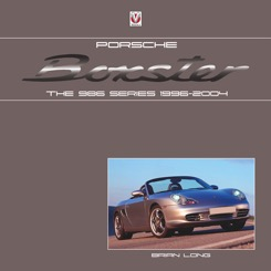 Porsche Boxster Book Cover