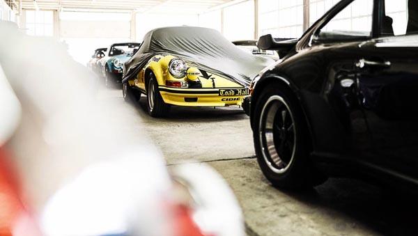 Porsche at 2016 Techno Classica