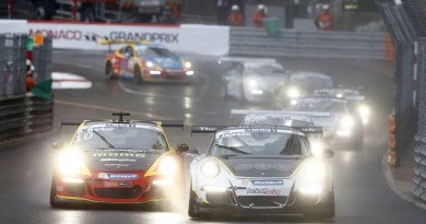 Porsche Mobil1 Supercup Monaco