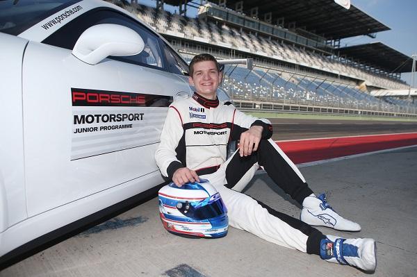 Porsche Motorsport Junior Programme, Lausitzring: Porsche 911 GT3 Cup, Mathieu Jaminet (F)